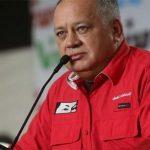 """Cabello anuncia un """"huracán bolivariano"""""""