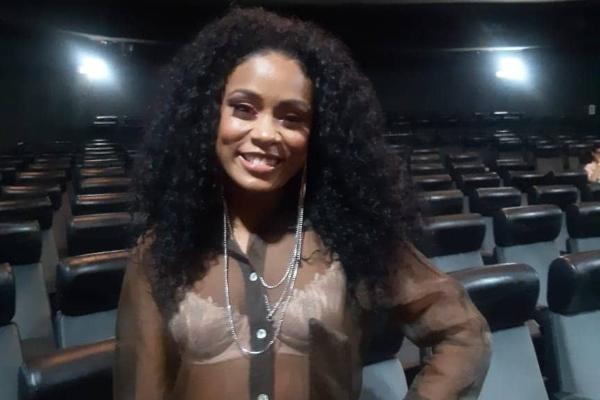 Cantante brasileña, Mc Rebecca, debutó como actriz