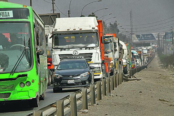 Nuevas restricciones para vehículos de carga