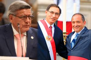 APP anunció incorporación de controversial exministro de Vizcarra