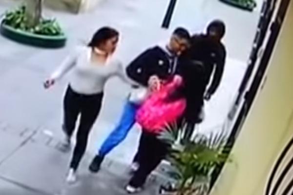 Surco: delincuentes interceptan a escolar y la golpean para robarle el celular