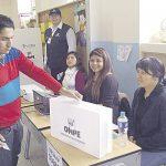 MEF transfiere S/ 142 mllns. para elecciones