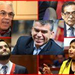 Los favoritos de Julio Guzmán para que se sumen a su partido