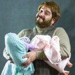 Junior Silva presenta 'Se necesita bebé'