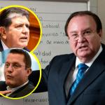 Luis Nava inculpa a Alan García: Barata le entregó dinero