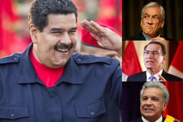 Maduro: plan del 'Foro de Sao Paulo' está teniendo éxito en Latinoamérica
