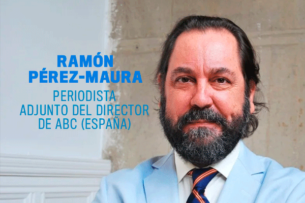 """Ramón Pérez-Maura: """"Vizcarra ya tiene el mismo poder que un dictador"""""""