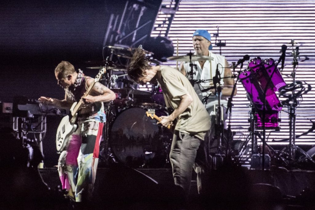 Continua Rock in Río 2019 con Red Hot Chili Peppers y Panic At the Disco