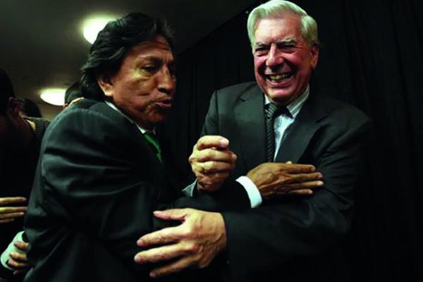 "Vargas Llosa nos recomienda ""votar mejor"". Ja, ja, ja…"