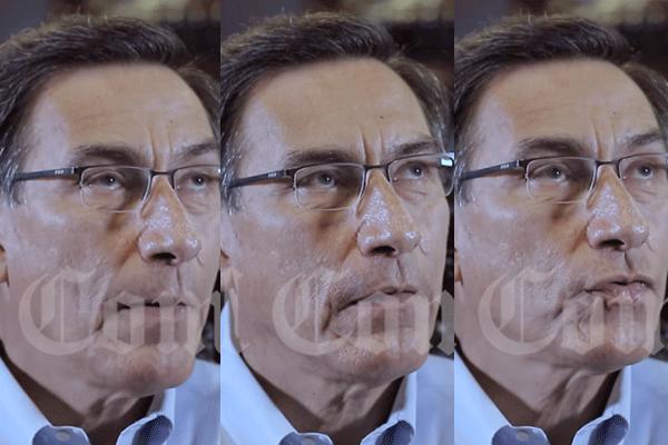 Vizcarra no supo explicar cómo el Congreso obstruía su gestión [VIDEO]