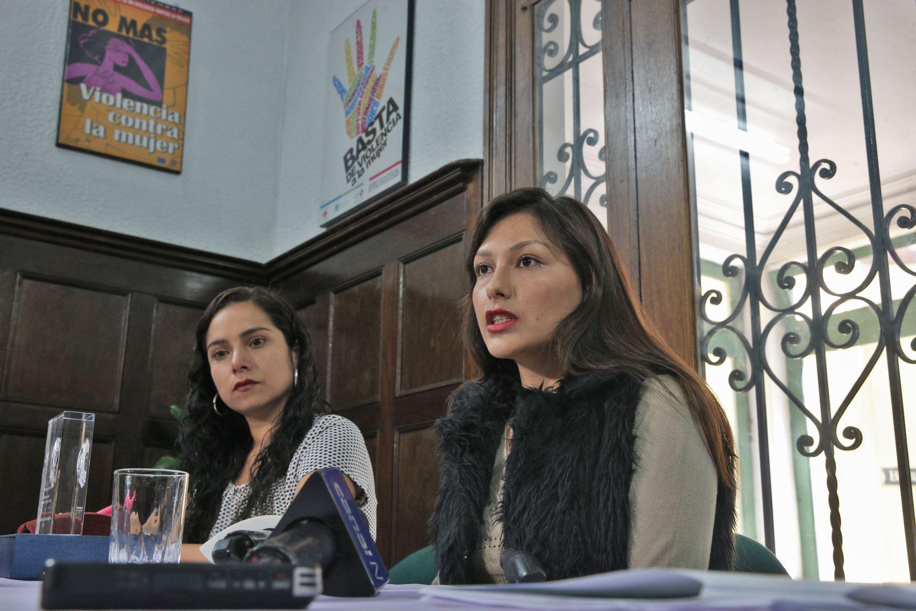Arlette Contreras postulará al Congreso con el Frente Amplio