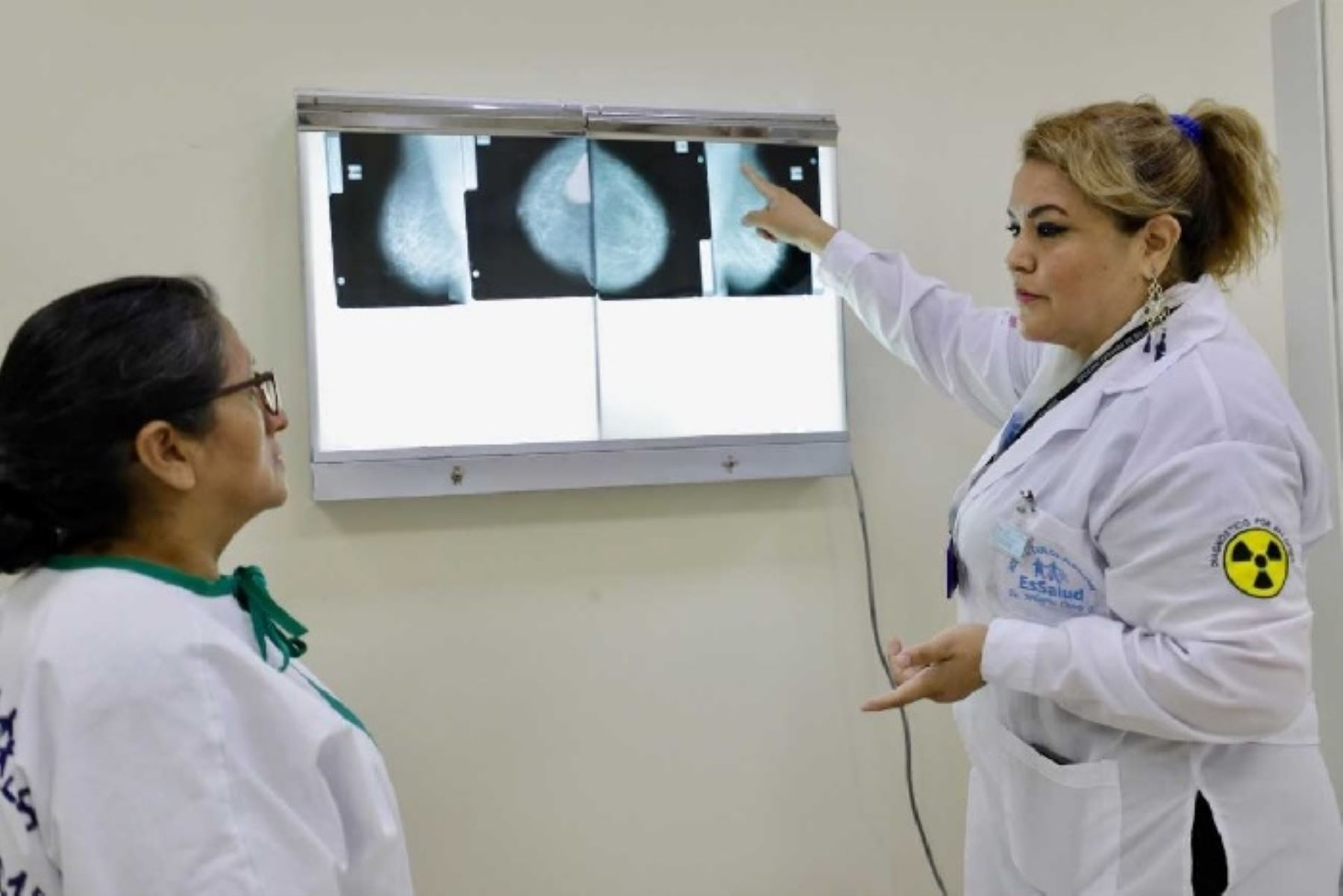 Mexico: crean prueba con 95% de precisión para detectar cáncer de mama