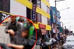 Madre mata a sus hijos en hostal de la ciudad de Arequipa