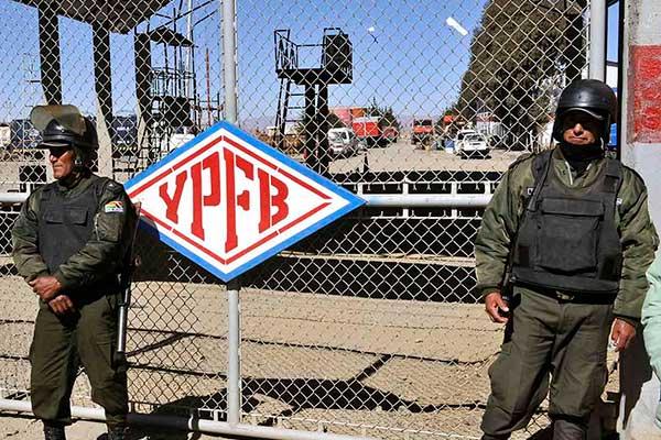 ¿Bolivia corta envíos de gas a Argentina?