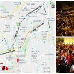 Copa Libertadores: conozca las rutas de los buses que llevarán a los hinchas al Monumental