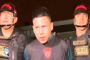 Cae ladrón que asaltó bus en Chorrillos