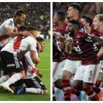 Copa Libertadores: Paternidad de Flamengo en los duelos ante River Plate