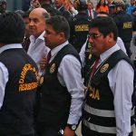 Edwin Donayre: excongresista fue trasladado a carceleta del Ministerio Público [VIDEO]