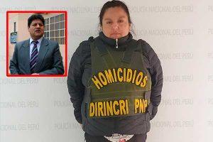 Cae mujer implicada en asesinato de exfiscal
