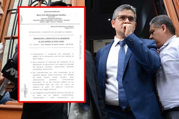 Denunciarán a fiscal Pérez por prevaricato