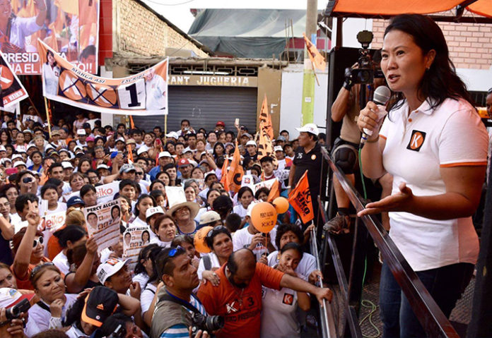 Capeco entregó US$240 mil a Confiep para campaña de Keiko, afirmó Graña