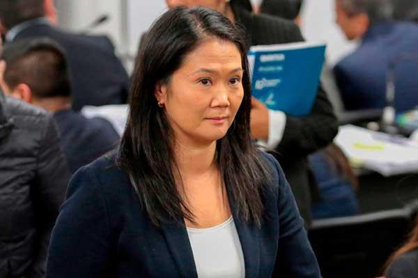 Keiko Fujimori: Domingo Pérez añade nuevos elementos a pedido de prisión preventiva