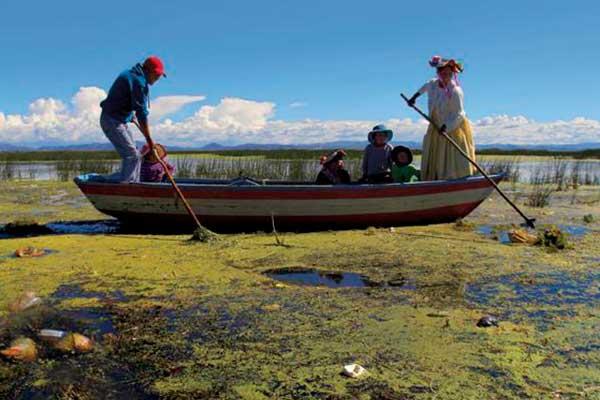 El lago Titicaca al fin será descontaminado