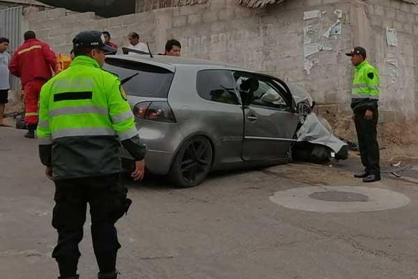 Moquegua: muere ahijado de presidente Vizcarra en accidente de tránsito
