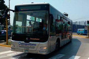 Servicio expreso unirá Comas y centro de Lima