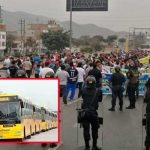 Paro de colectiveros: Metropolitano suspende rutas alimentadoras de Puente Piedra, Trapiche y La Ensenada