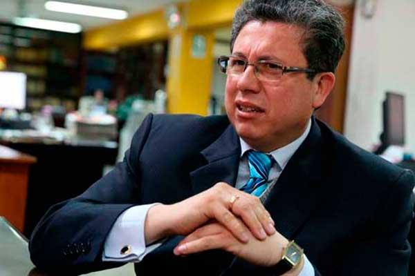 Anarquistas quieren generar incertidumbre en Bolivia, señala Miguel Rodríguez