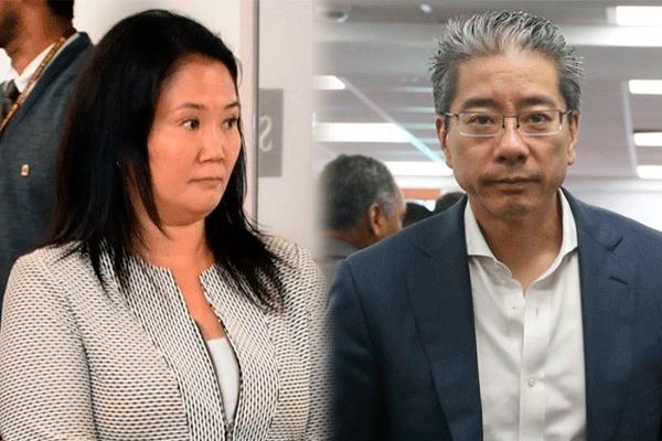 Club de la Construcción habría financiado en secreto a campaña de Keiko Fujimori el 2016