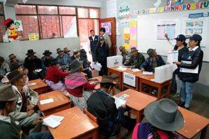 ONPE brindará capacitación especializada en lenguas originarias