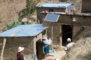 Instalarían paneles solares en viviendas