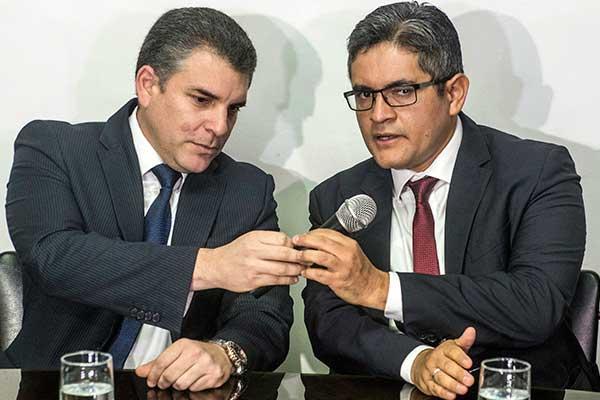 Sergio Tapia: Fiscales Rafael Vela y Pérez vulneran la Constitución