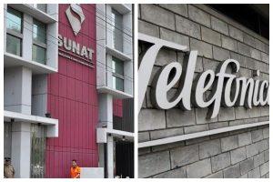 Sunat cobra deuda de S/255 millones a Telefónica del Perú