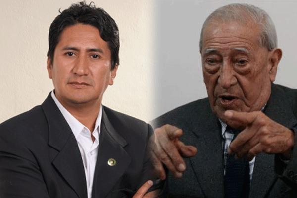 "Vladimir Cerrón: ""[Isacc Humala] Garantiza lucha por Asamblea Constituyente"""