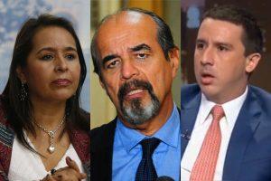 Declaran improcedente candidaturas de Mulder, Garrido Lecca y Vilchez