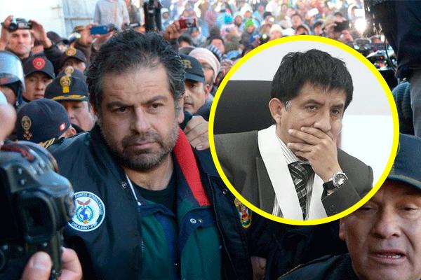 Belaunde Lossio: nuevos audios comprometen a Juárez y Concepción Carhuancho