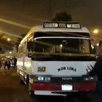 Los Olivos: couster atropella y mata a mujer venezolana