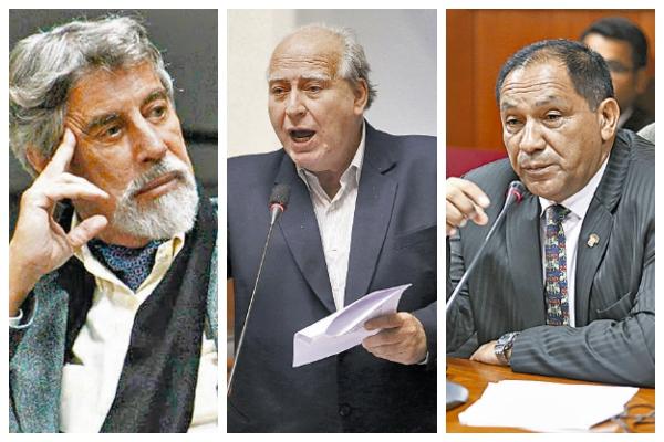 'Anticuchos' de candidatos al nuevo Congreso