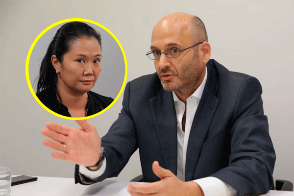 Abogado de Dionisio Romero: Nunca hubo un «pacto de silencio» con Keiko Fujimori