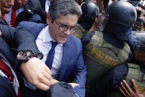 Domingo Pérez: Resolución del TC que excarcela a Keiko Fujimori sería inejecutable