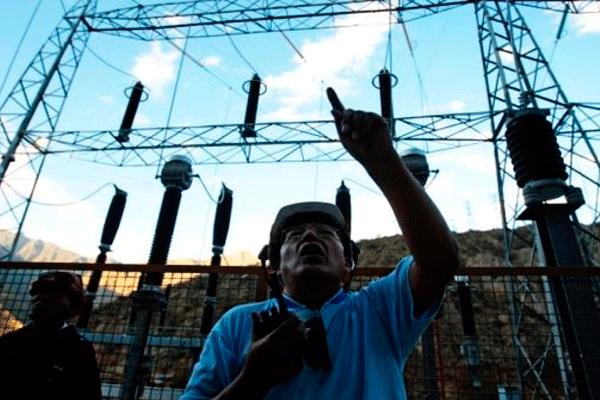 Usuarios subsidian energía eléctrica