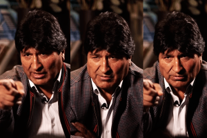 Evo Morales ofreció acalorada entrevista para medio internacional [VIDEO]