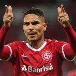 """Internacional vs. Goias: Paolo Guerrero anotó en la derrota del conjunto """"colorado"""""""
