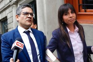 Fiscalía investigará a Domingo Pérez por filtraciones de información reservada