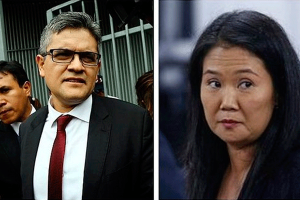 Domingo Pérez sobre liberación de Keiko Fujimori: «Indigna, es lamentable»