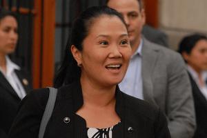 Termina huelga judicial y Keiko saldría hoy