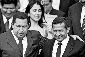 Dionisio y los chavistas Humala-Heredia